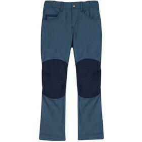 Finkid Kuusi Canvas Pantalon Enfant, blue mirage/navy